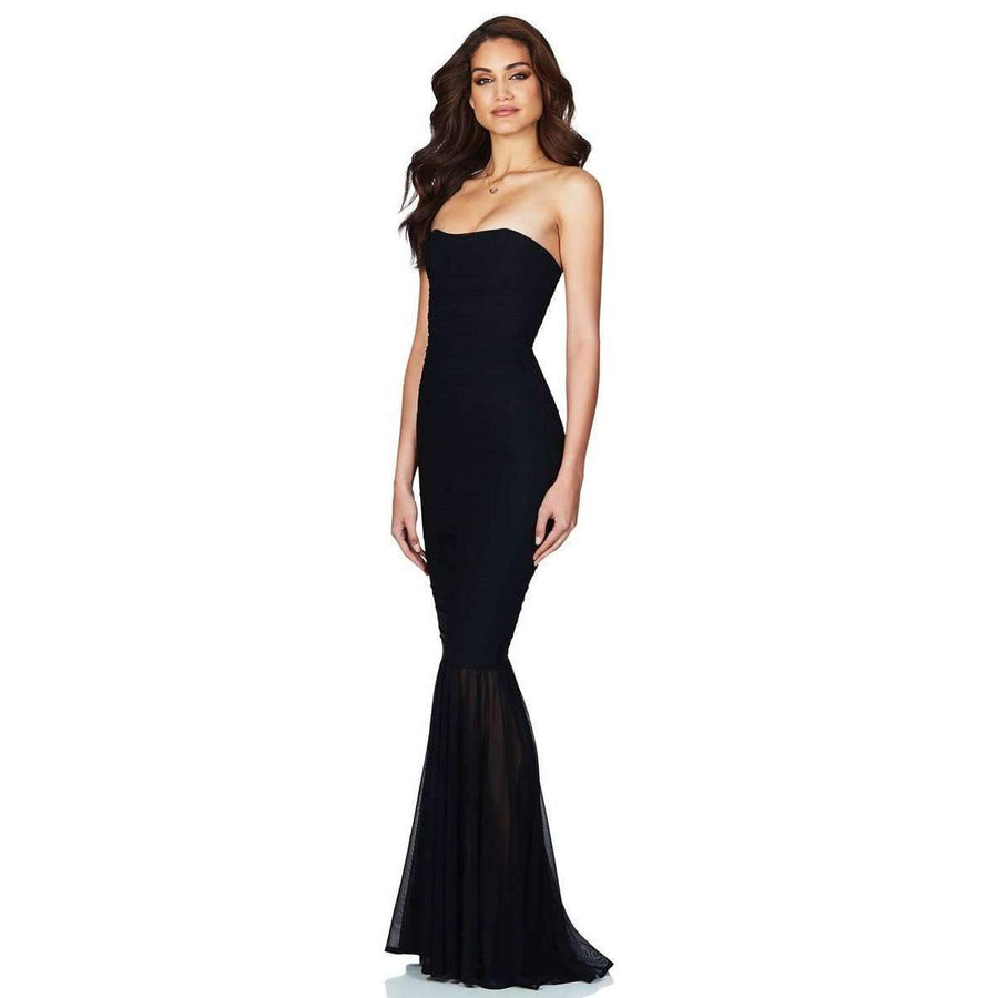 Ambition Gown Black