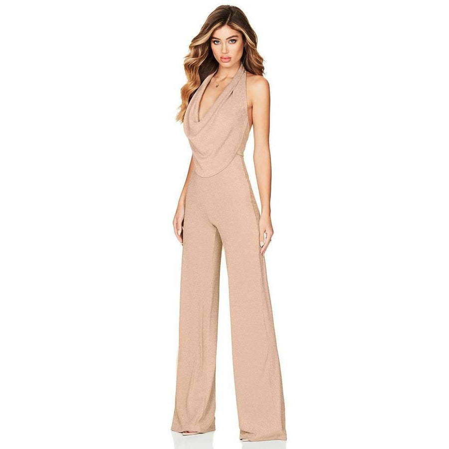 Dreamlover Jumpsuit Gold