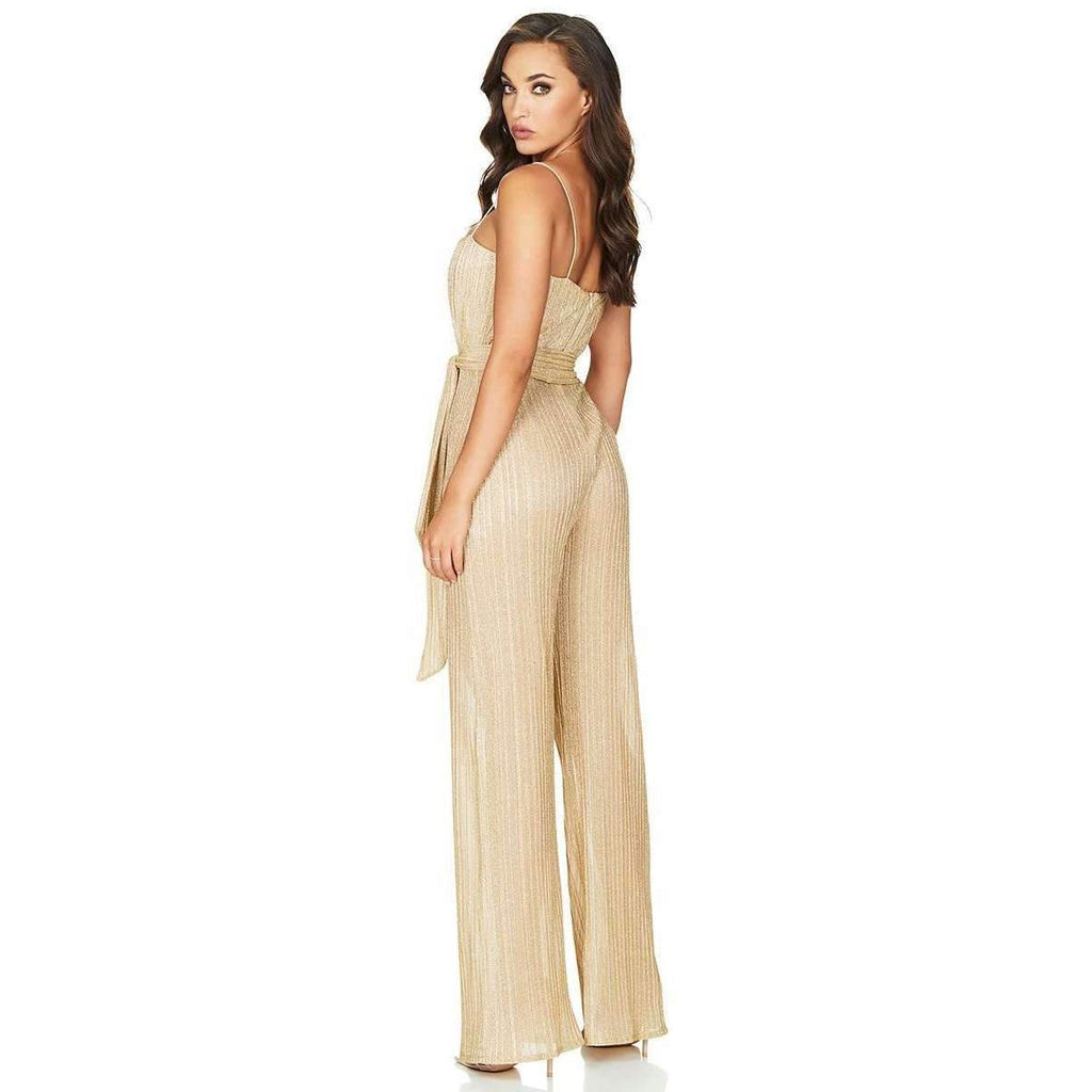 Mystery Jumpsuit Gold