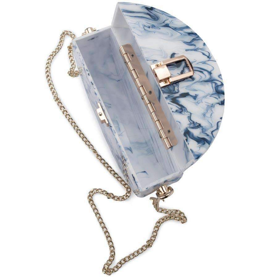 Kandy Round Acrylic Shoulder Bag