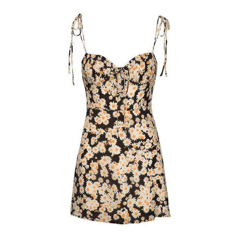 The Devon Flower Power Dress