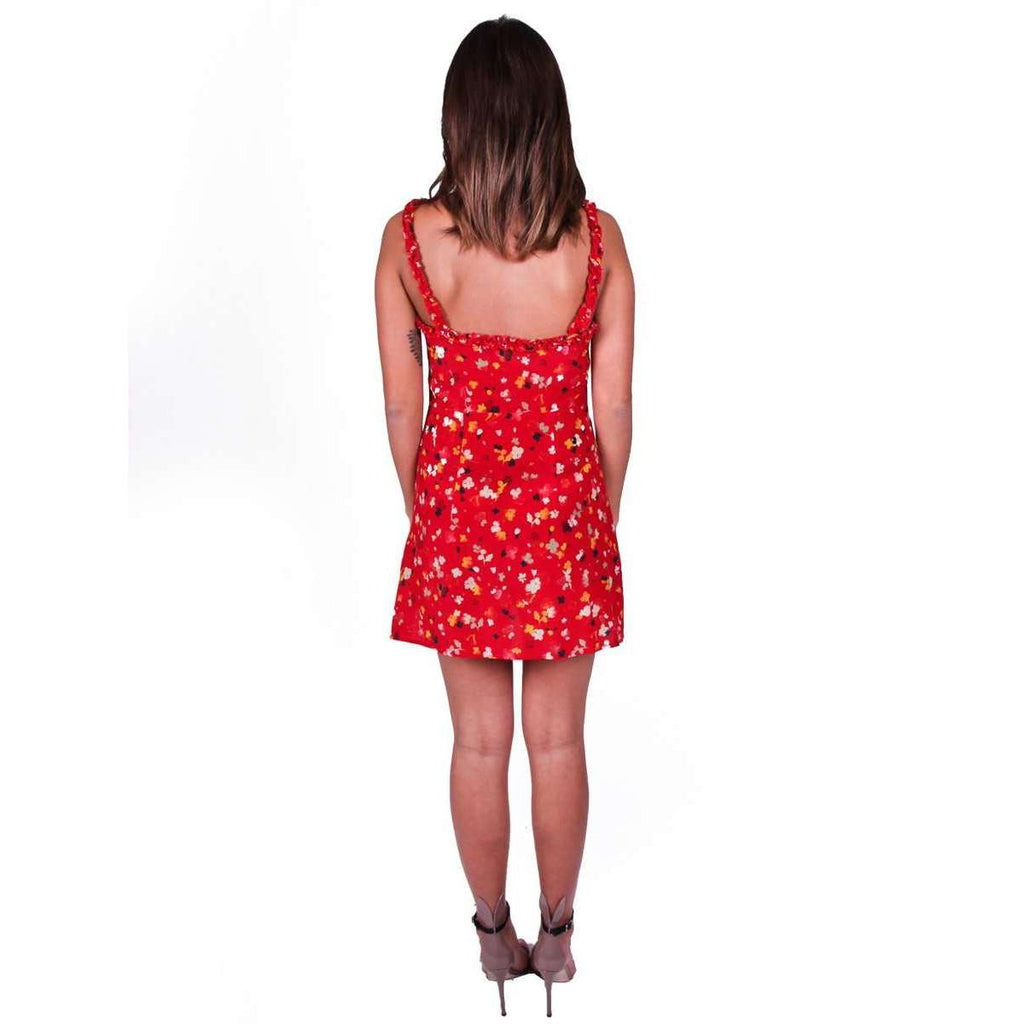 The Julia Rouge Fleur Dress
