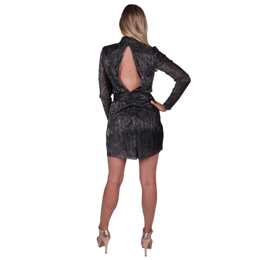 Paparazzi Long Sleeve Mini Dress