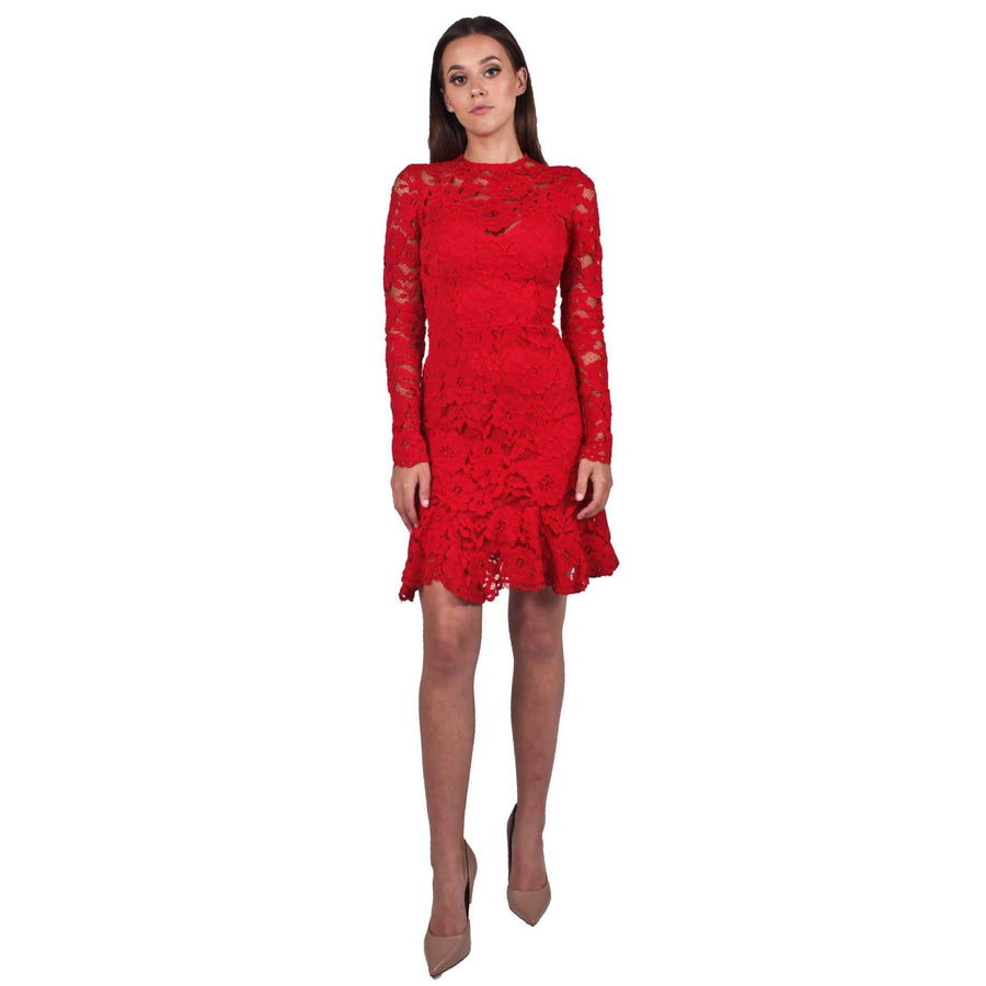 Cornelli Lace Sofia Dress