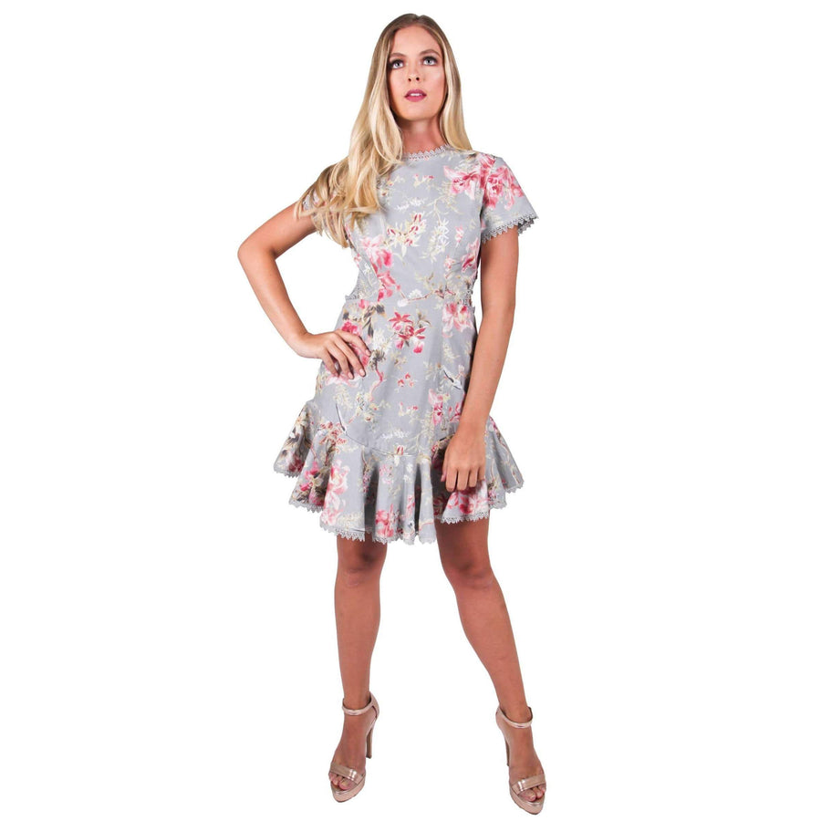 Mercer Flutter Dress