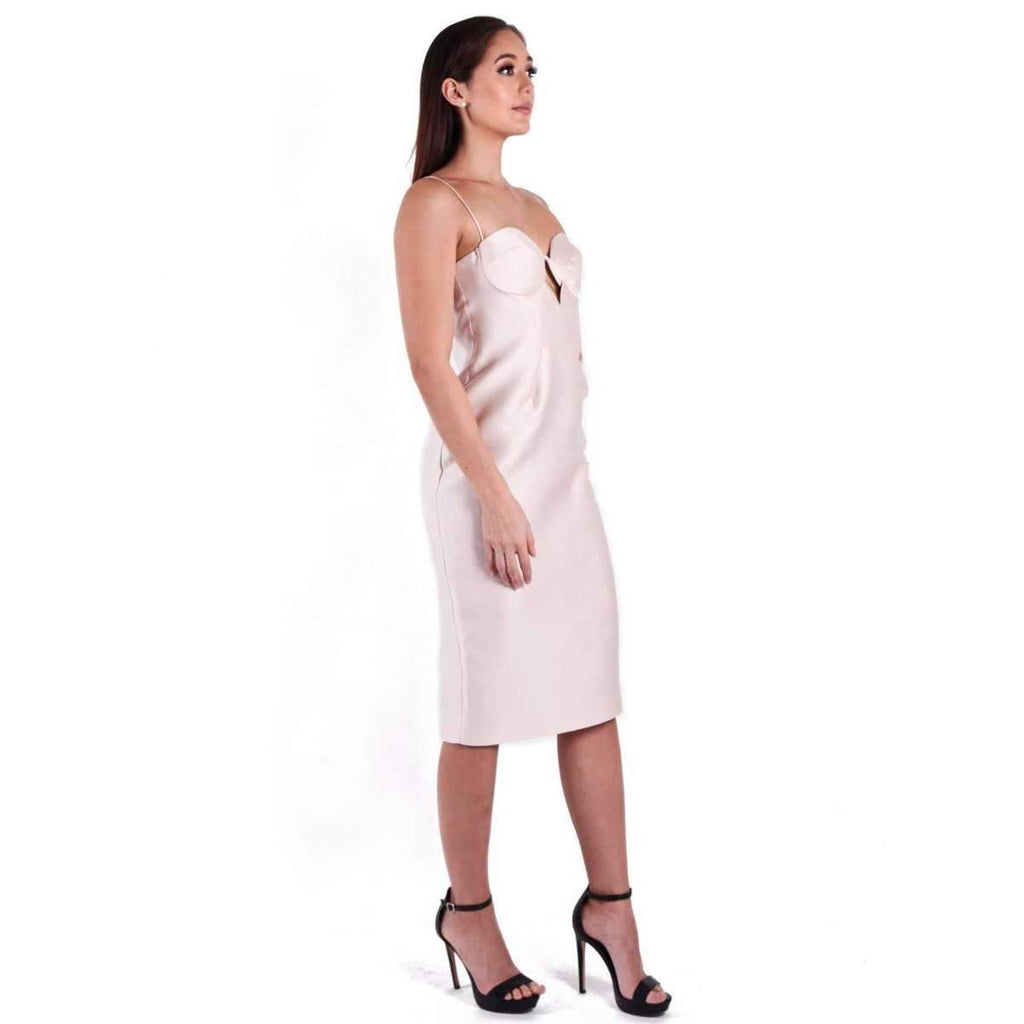 Rhythm Sateen Lift Dress