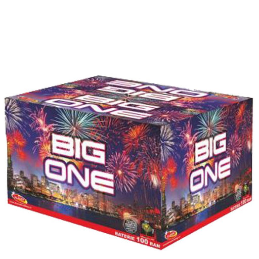 Big One 100 coups 30mm - 1998g
