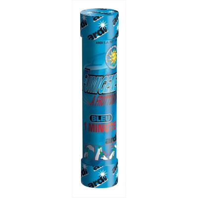 Blue smoke tube 6pcs