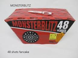 Monsterblitz 48 coups - 450g