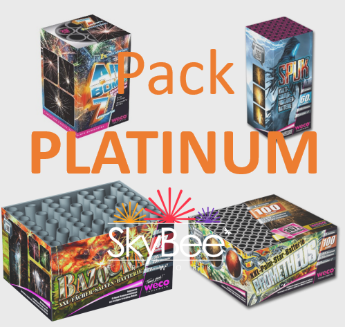 Pack Platinum 2020 - 995g