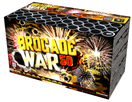 Brocade War 50 XL - 970g
