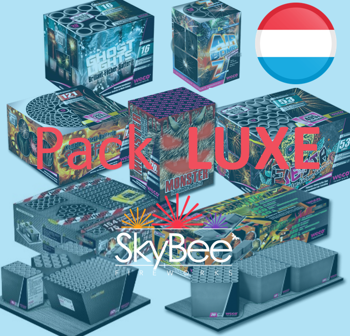Pack Luxe 2500g
