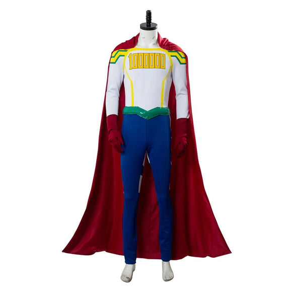 Mirio Togata Costume My Hero Academia Lemillion Cosplay Uniform