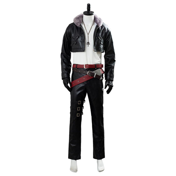 Squall Leonhart Costume Final Fantasy 8 Remastered Cosplay Suit