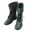 Green Arrow Oliver Queen Cosplay Boots Green Arrow Season 4 Superhero Shoes