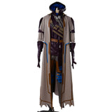 OW Ana Armor Battle Cosplay Costume Custom made Full Set