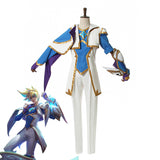 Game LOL Star Guardian 2017 The Prodigal Explorer Ezreal Cosplay Costume