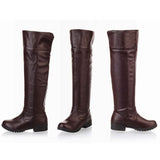 Attack on Titan Cosplay Shoes Women Shingeki no Kyojin Long Boots Custom Made