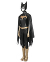 Batman Arkham Knight Batgirl Cosplay Costume Superhero Halloween Costume