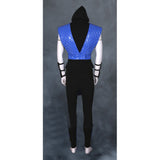 Mortal Kombat Ninja Sub Zero Cosplay Costume Men Outfit Custom Made