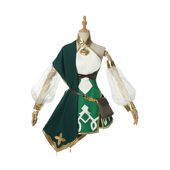 Kokoro Natsume Costume Princess Connect Re:Dive Cosplay Dress