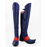Little Witch Academia Cosplay Shoes Atsuko Kagari Akko Boots Custom Made