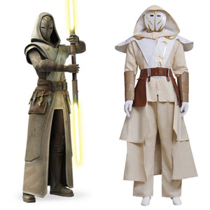 Star Wars Jedi Temple Guard Cosplay Costume