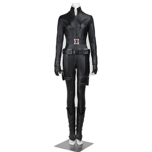 Natasha Romanoff Costume Black Widow Cosplay Women Outfit Custom Made