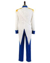 The Little Mermaid Prince Eric Cosplay Costume Adults Party Halloween Outfit
