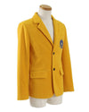 Spiderman Homecoming Peter Park Yellow Jacket Cosplay Costume Custom made
