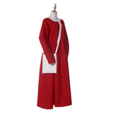 The Handmaid's Tale Costume Handmaid's Tale Dress Red Cape Cloak Robe