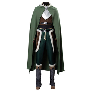 Shield Hero Cosplay Naofumi Iwatani Costume Outfit