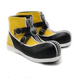 Kingdom Hearts Sora Shoes Yellow Cosplay Boots