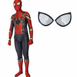 Spiderman Homecoming Bodysuit Cosplay Costume Zentai Iron Spider Man Superhero Jumpsuits