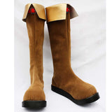 The Legend of Zelda Twilight Princess Link Cosplay Boots Shoes