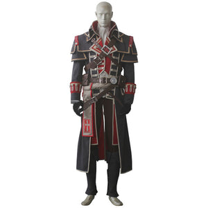 Assassin's Creed Rogue Shay Patrick Cormac Cosplay Costume Custom Made