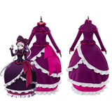 Anime Shalltear Bloodfallen Overlord Cosplay Costume Women Dress