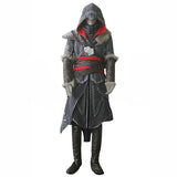 Assassin's Creed Revelations Ezio Costume Ezio Cosplay Outfit Custom Made