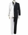 Harvey Dent aka Two-Face Men Uniform Cosplay Costume Custom size