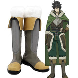 Naofumi Iwatani Cosplay Shoes The Rising of the Shield Hero Boots