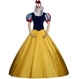 Snow White Costume Princess Snow White Cosplay Costume Cloak And Dress