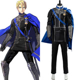 Dimitri Costume Fire Emblem Three Houses Cosplay Outfit