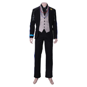 Die-Hard Diehard Man Death Cosplay Costume Outfit