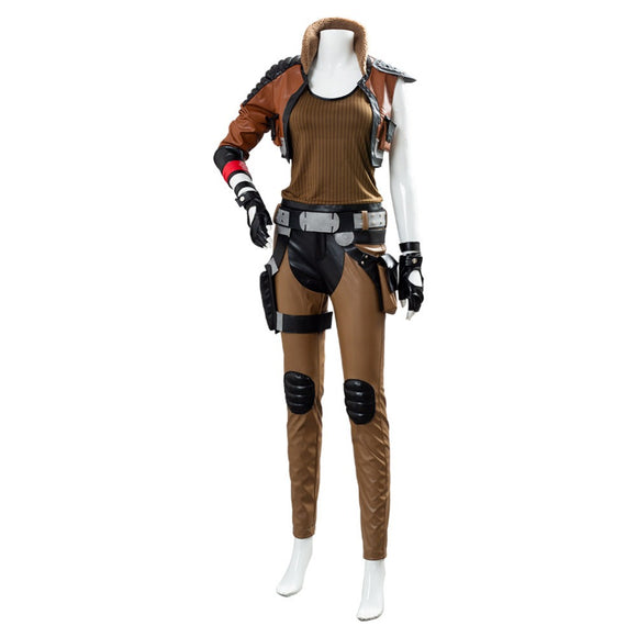 Borderlands 3 Lilith Cosplay Costume Women Outfit