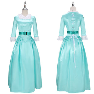 Hamilton Elizabeth Schuyle Dress Musical Rock Opera Concert Cosplay Costume