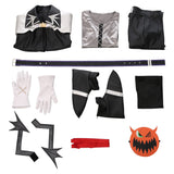 Kingdom Hearts Sora Cosplay Costume Suit Outfit