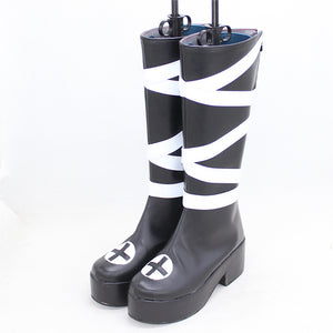 Chrollo Lucilfer Boots Hunterpedia Cosplay Shoes Custom Made