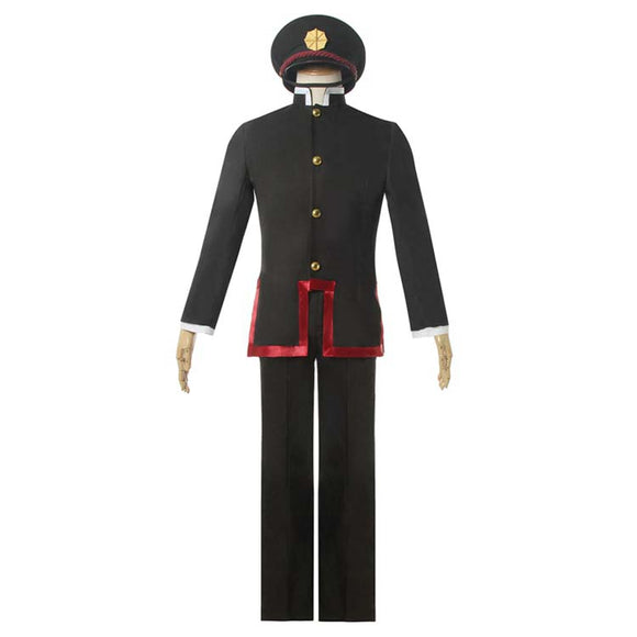 Hanako Costume Jibaku Shounen Hanako-kun Cosplay School Uniform