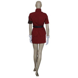 Hellsing Herushingu Seras Victoria Cosplay Costume Women Dress Full Set Custom Made