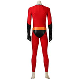 Incredibles 2 Cosplay Bob Parr Mr. Incredible Costume Halloween Adult Outfit